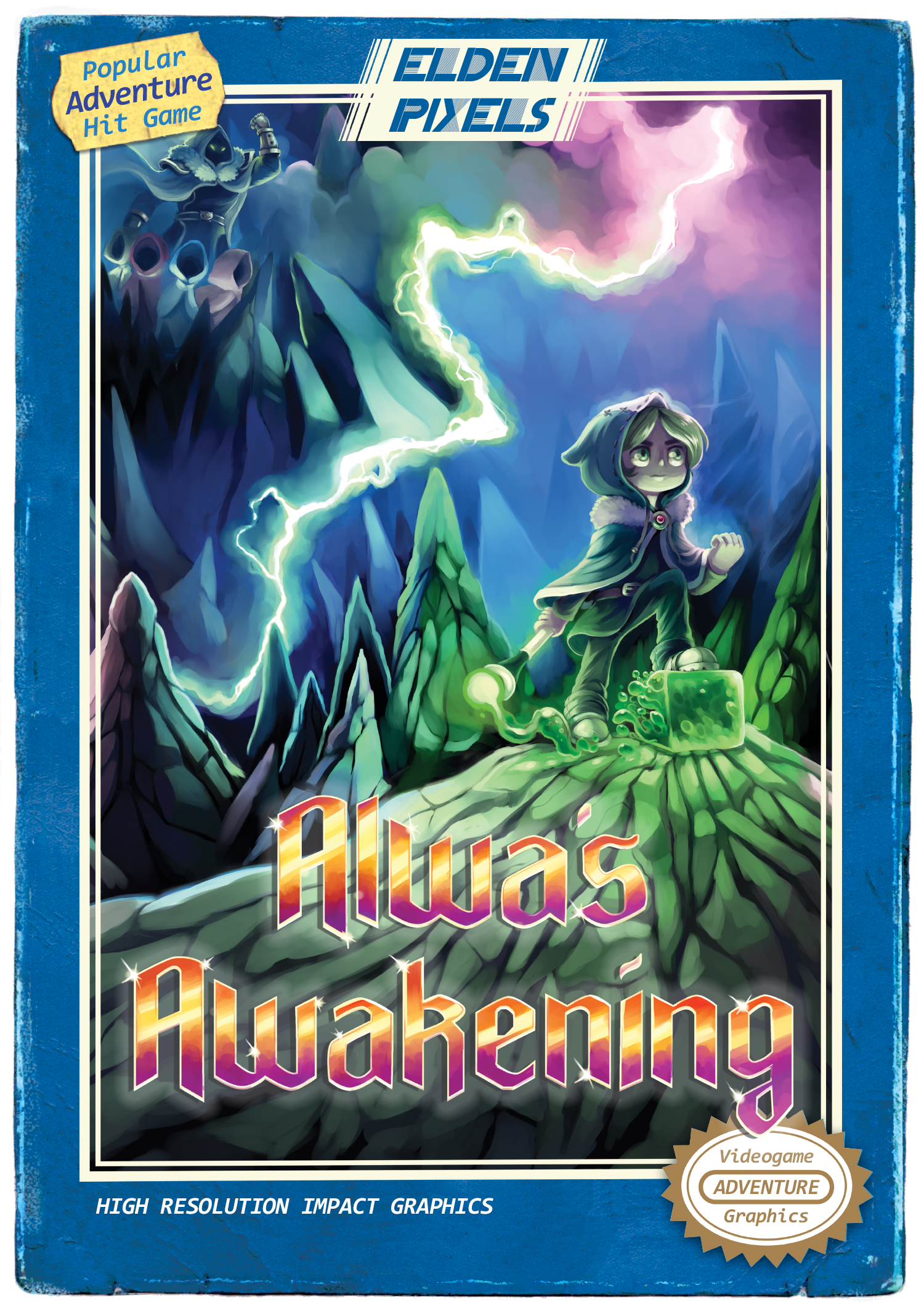 Video Game Review: Alwa's Awakening