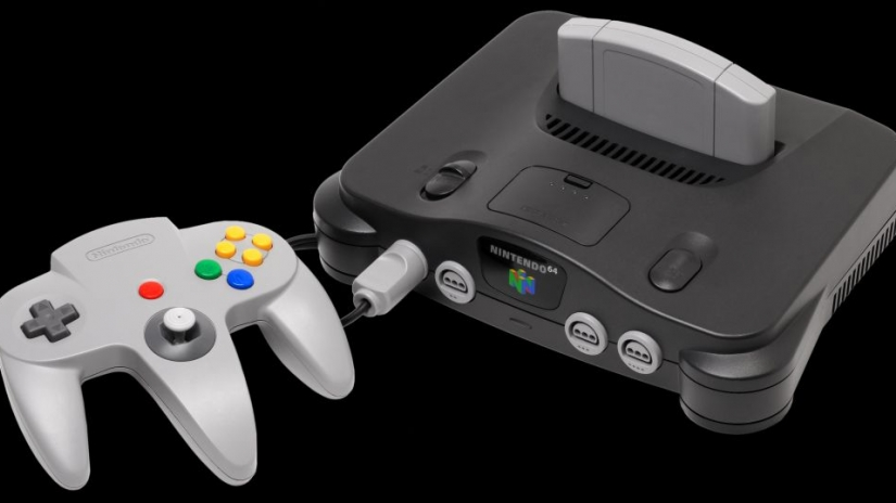 the possible realities of a nintendo 64 classic game and junk