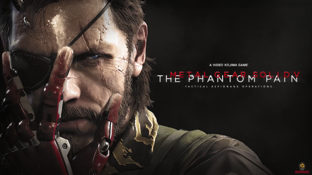 Image result for Metal Gear Solid V: The Phantom Pain""