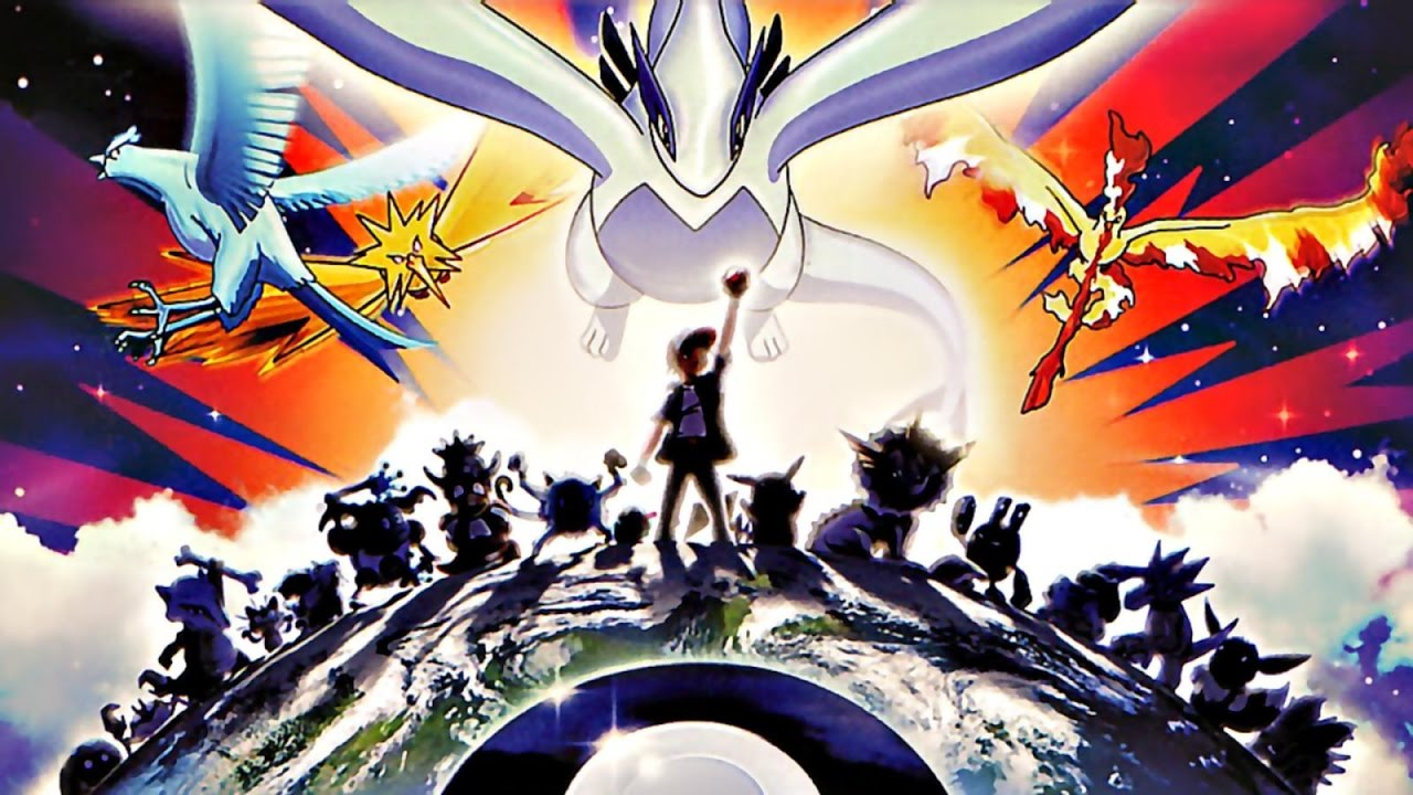 Multimedia Failure 18 Pokemon The Movie 2000 The Power Of One