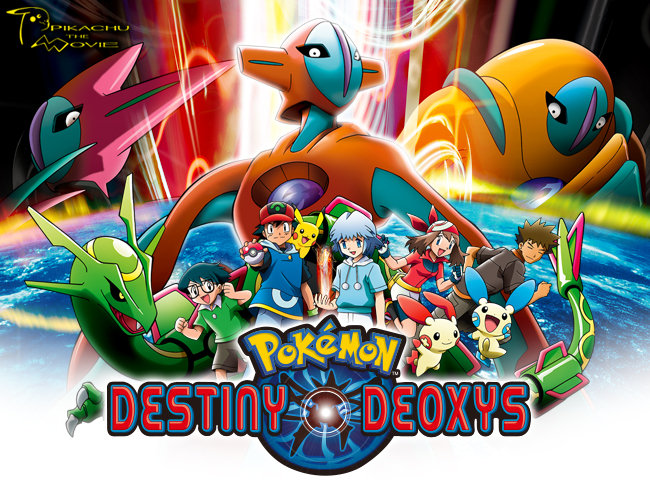 Multimedia Failure 34 Pokemon Destiny Deoxys Games And Junk